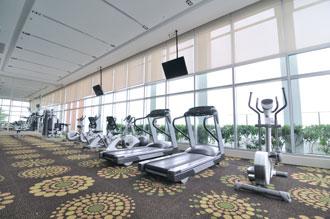 Gym treadmills cleaning