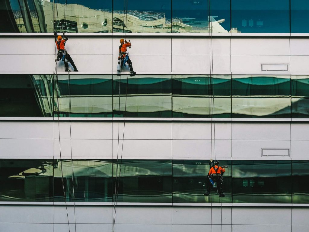 high-window-cleaning