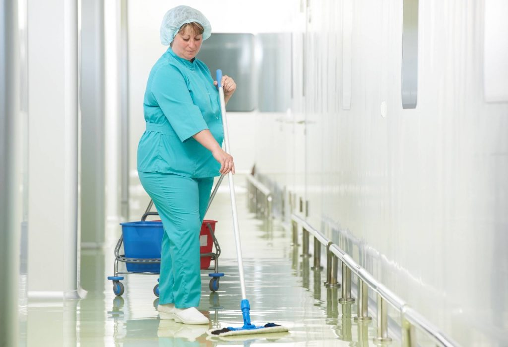 hospital-cleaning