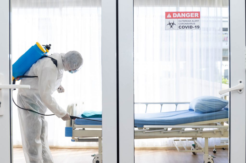 hospital-covid-disinfection
